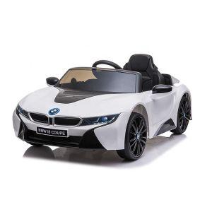 BMW I8 voiture électrique pour enfantsblanche