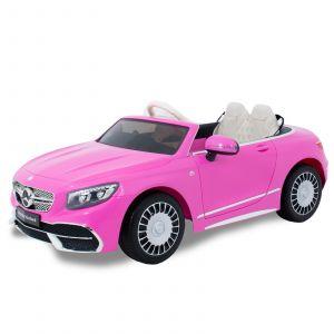 Maybach S650 cabriolet voiture pour enfant rose