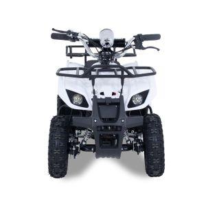 Quad électrique Monster 1000W 36V blanc