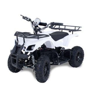 Monster quad électrique enfant 1000W 36V blanc
