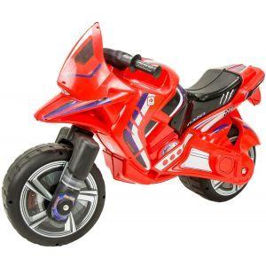 Injusa porteur moto pour enfant Hawk rouge