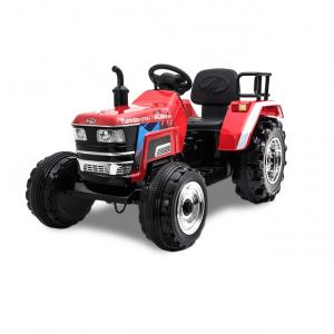 Kijana tracteur électrique enfant rouge