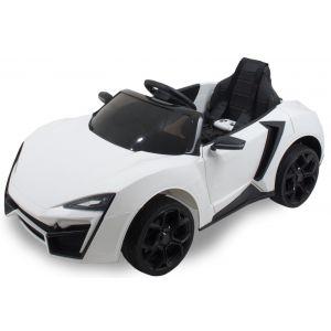 Kijana Spider voiture enfant blanche