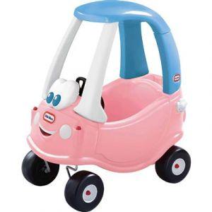 Little Tikes porteur voiturette pour enfant rose