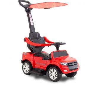 Ford ranger trotteur électrique pour enfant avec auvent rouge Prijstechnisch vehicle pour enfant