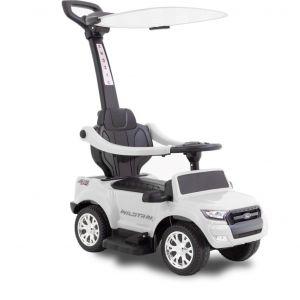 Ford ranger trotteur électrique pour enfant avec auvent blanc côté prijstechnisch vehicle pour enfant