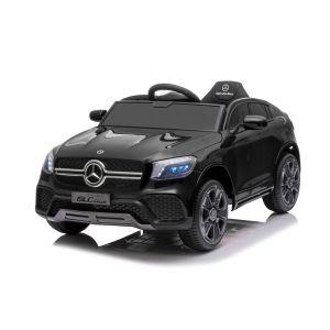 Mercedes GLC63s voiture électrique enfants coupé noire