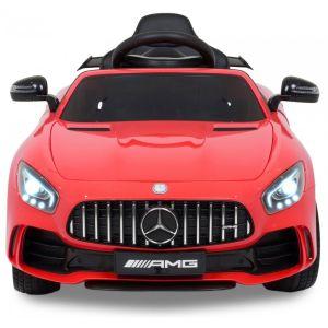 Mercedes GTR AMG pour enfant rouge prijstechnisch vehicle pour enfant