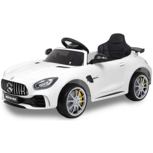 Mercedes voiture enfant GTR blanche