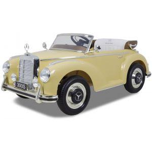 Mercedes voiture pour enfant 300s crème