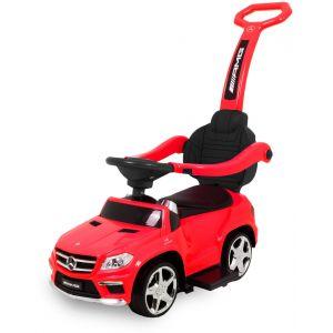 Mercedes voiture trotteur pour enfant GL63 rouge
