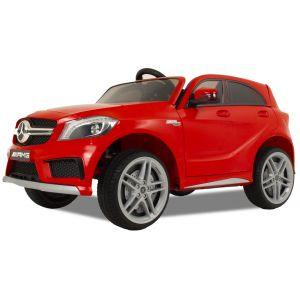 Mercedes voiture pour enfant AMG A45 rouge