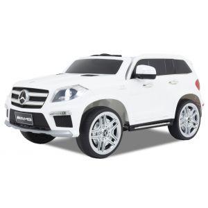 Mercedes voiture pour enfant AMG GL63 blanche