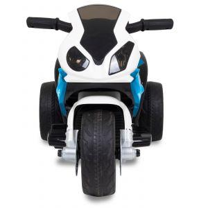 BMW moto pour enfant mini bleue