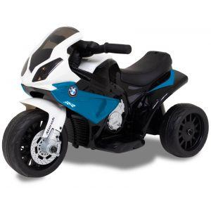 BMW mini moto pour enfant bleue