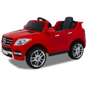 Mercedes voiture pour enfant ML350 rouge