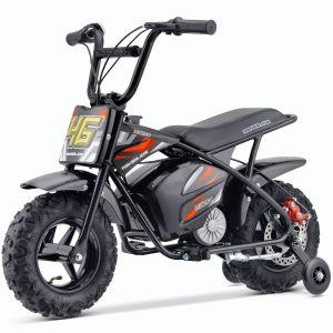 Outlaw moto électrique pour enfants 24V-250W rouge