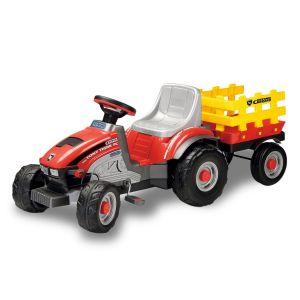 Peg Perego tracteur à pédales Mini Tony Tigre