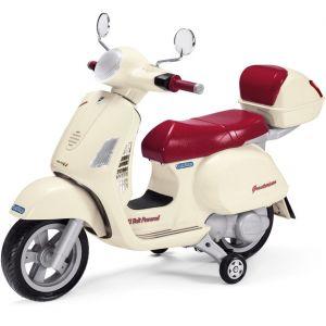 Peg Perego Vespa scooter enfant 12V