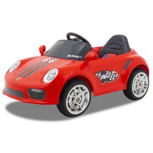 Kijana voiture enfant speedy porsche style rouge