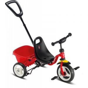 Puky tricycle Creety rouge