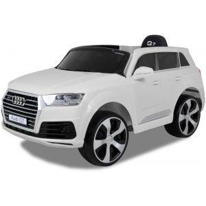 Audi voiture pour enfant Q7 blanche