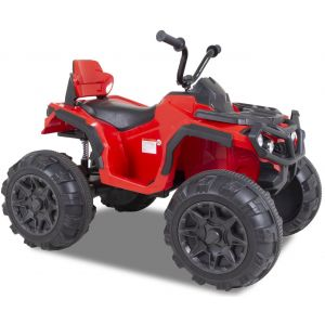 Kijana quad électrique pour enfant rouge