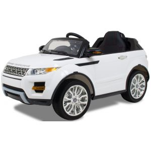 Kijana Rover voiture pour enfant blanche