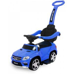 Mercedes GL63 trotteur pour enfant bleu