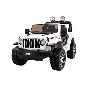 Jeep Wrangler électrique noir prijstechnisch vehicle pour enfant