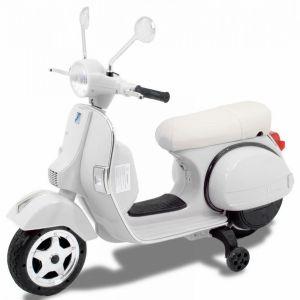 Scooter pour enfant Vespa blanc prijstechnisch vehicle pour enfant