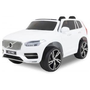 Volvo XC90 voiture électrique pour enfants blanche