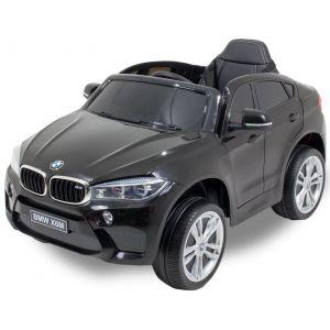 BMW voiture pour enfant X6 noire