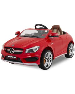 Mercedes voiture pour enfant AMG CLA45 rouge