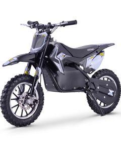 Kijana Outlaw Motocross pour enfant électrique noire - verte
