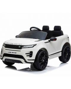 Range Rover Evoque voiture électrique pour enfant blanche