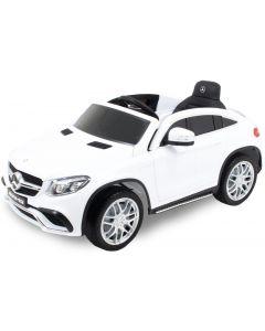 Mercedes voiture enfant GLE63 coupé blanc