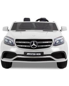 Mercedes voiture pour enfant GLS AMG blanche