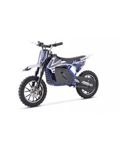 Kijana Outlaw motocross pour enfant 49cc bleue
