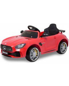 Mercedes voiture enfant GTR rouge