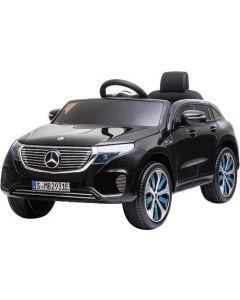 Mercedes voiture pour enfant EQC noire