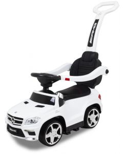 Mercedes voiture trotteur pour enfant GL63 blanc