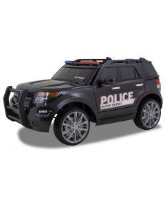 Kijana voiture enfant police Jeep Ford style noire