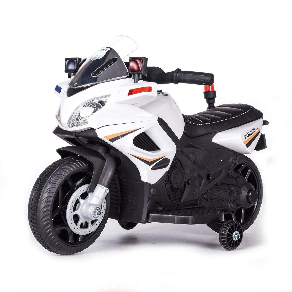 Kijana moto pour enfant police