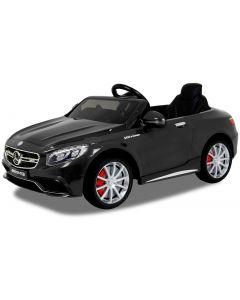 Mercedes voiture pour enfant AMG S63 noire