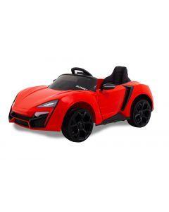 Kijana Spider voiture enfant rouge